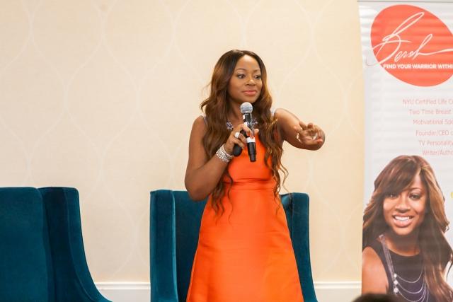 Bershan Shaw America's #1 female motivational speaker